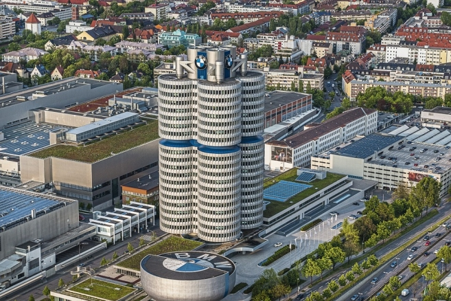 Top 10 Employers in Munich