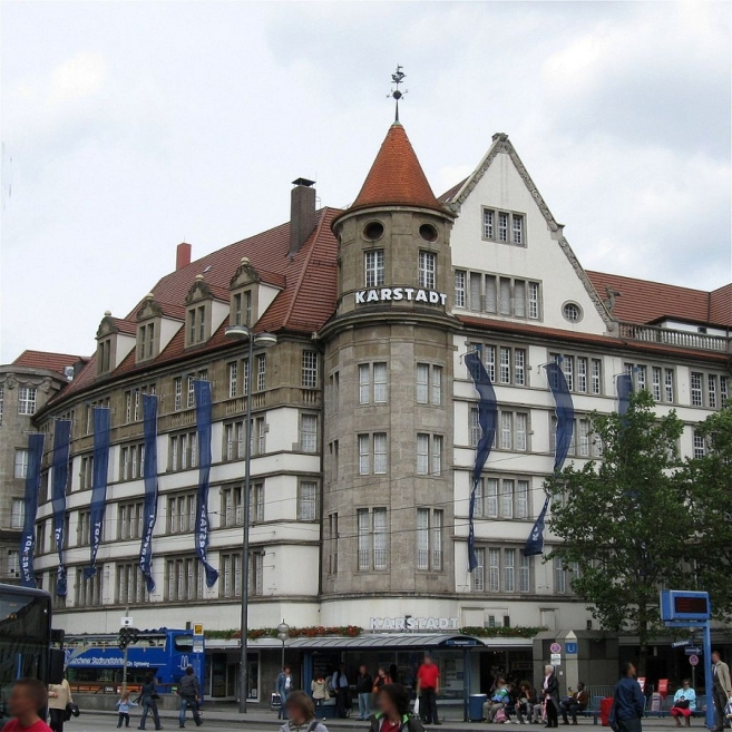 Karstadt Building near Munich Hauptbahnhof Sold for €250 Million