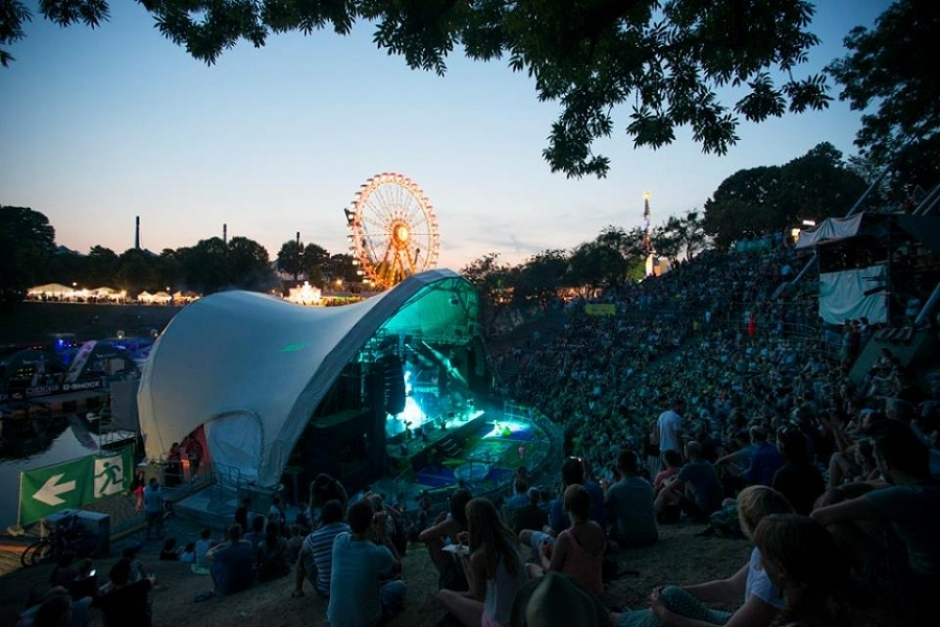 Theatron Musiksommer 2016 Line-Up and Times Announced