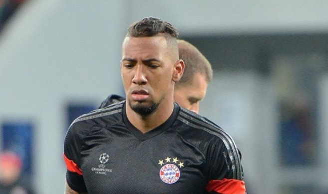 FC Bayern's Boateng is Germany's Footballer of the Year 2016