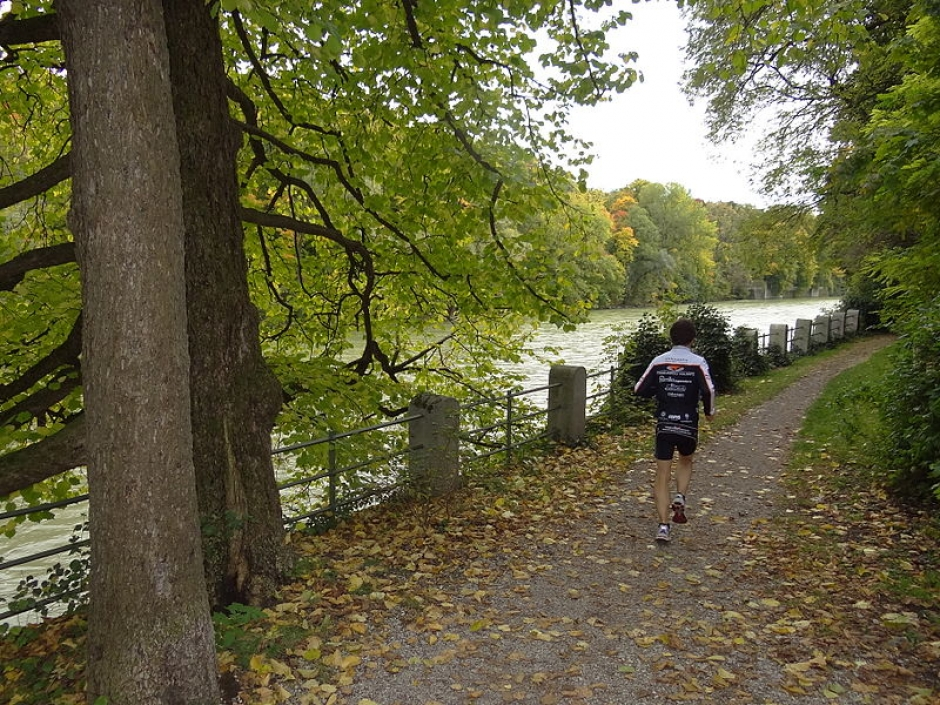 Run Munich, a healthy way to explore the city