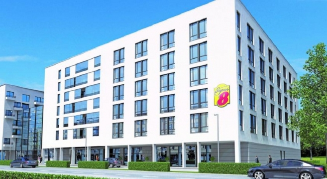 Budget Hotels: Super 8 Munich City West