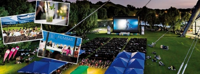 Cinemas in Munich: Open Air Kino am Olympiasee