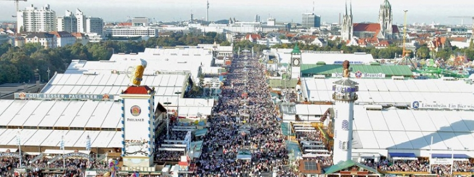 New Oktoberfest Security Measures Announced – Backpack Ban and Fence Coming
