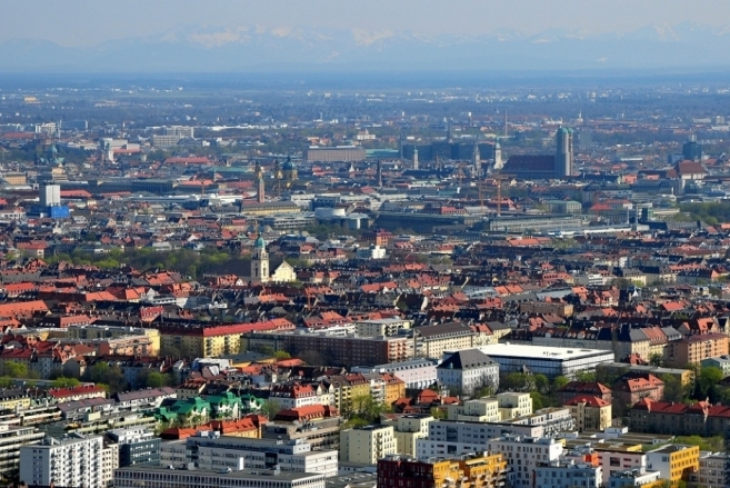 3 Beautiful Munich Timelapse Videos