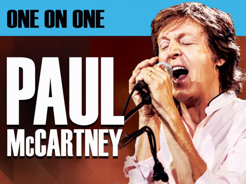 Paul McCartney at the Olympiastadion, June 10