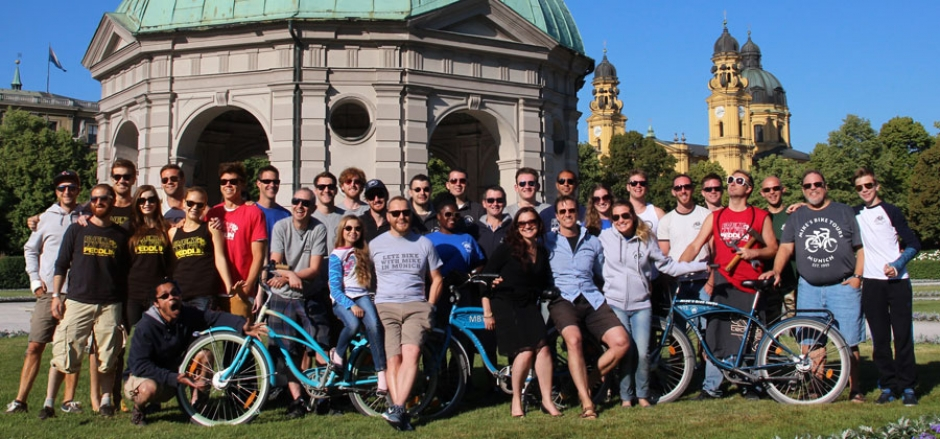 Mike's Bike Tours Munich